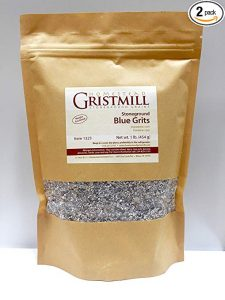 Stoneground blue grits