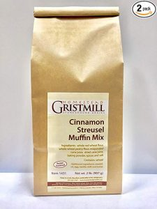 Cinnamon Streusel Muffin Mix