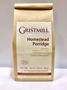 Homestead Porridge