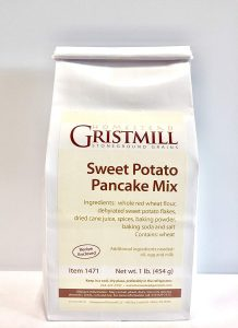 Sweet Potato Pancake Mix