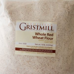 Whole Red Wheat