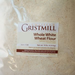 Whole White Wheat